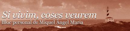 Cartes a Josep Pla de Miquel Àngel Maria